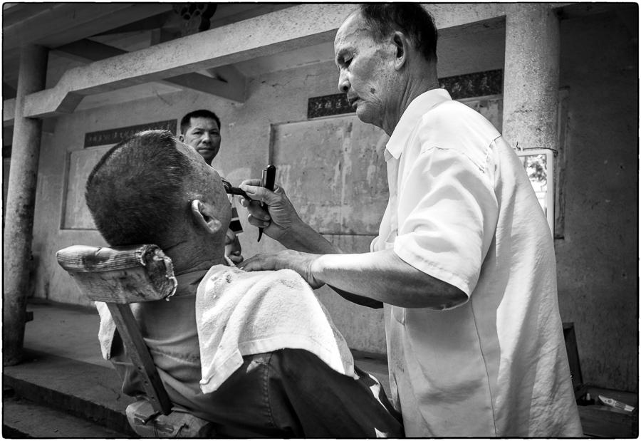YJ Street Barber