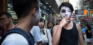 Hong Kong 10.16